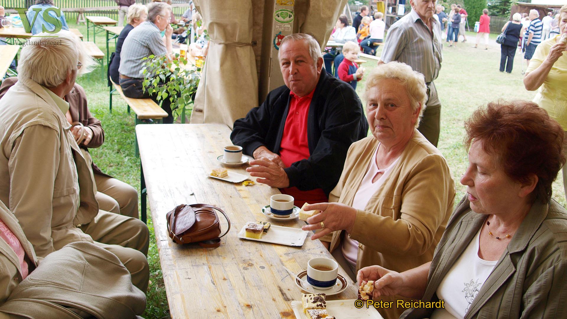 Moschwitz feierte am Wochenende sein Sommerfest