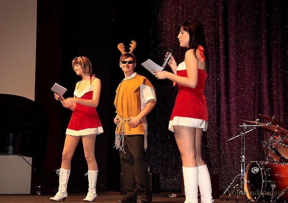Weihnachtskonzert des Staatlichen Gymnasiums Greiz