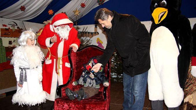 Eröffnung des Greizer Weihnachtsmarktes