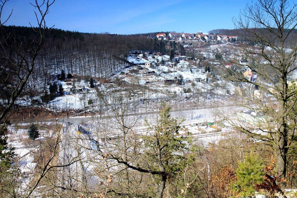 Köhlersteig in Greiz