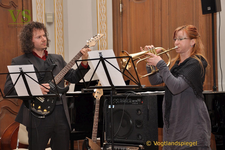 Greizer Musikschüler ehren im Jubiläumsjahr Frédéric Chopin und Robert Schumann
