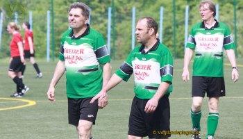 2. Benefiz-Fußballturnier der Stadt Greiz auf dem Tempelwald