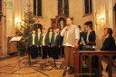 Greizer Volkskunstensemble stimmt in Pohlitzer Kirche musikalisch auf die nahende Weihnacht ein
