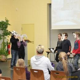 Tag der offenen Tür des Greizer Ulf-Merbold-Gymnasiums stößt auf reges Interesse. Präsentation der Ergebnisse der Projektwoche