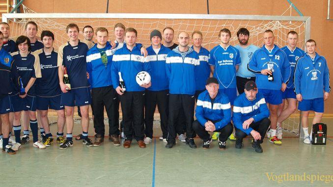 Gastgeber SV Blau-Weiß 90 Greiz konnte Vorjahreserfolg nicht wiederholen