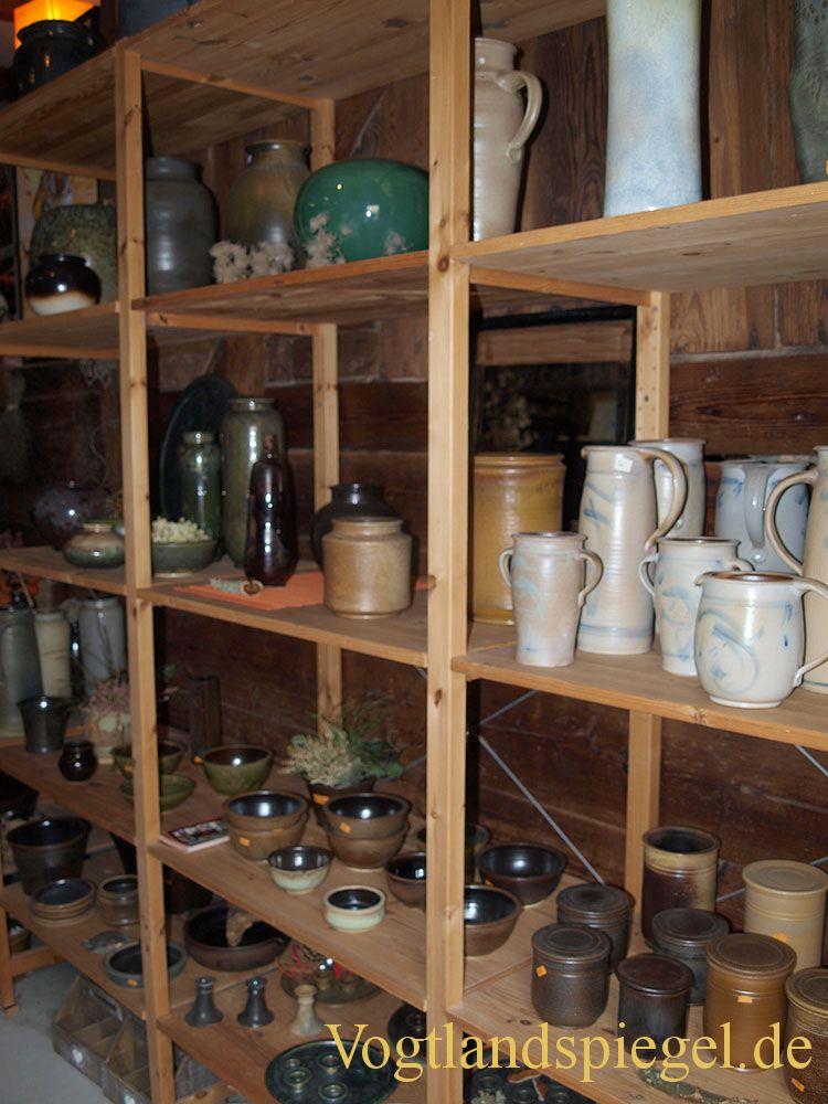 Keramik und Kunst in Symbiose