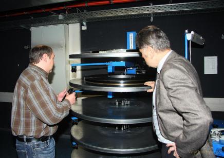 Greizer Kino UT 99 bietet nun in zwei Sälen 3D-Filme an
