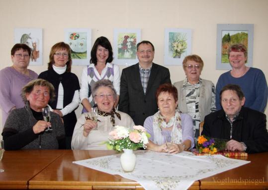 1. Thüringer Seniorengalerie des Nachbarschaftshauses der Volkssolidarität