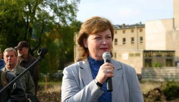 Martina Schweinsburg: CDU, Greizer Landrätin, Landkreis Greiz,