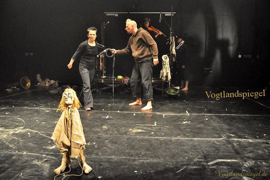 "XXI. Theaterherbst - Gastspiel ""Krabat"""