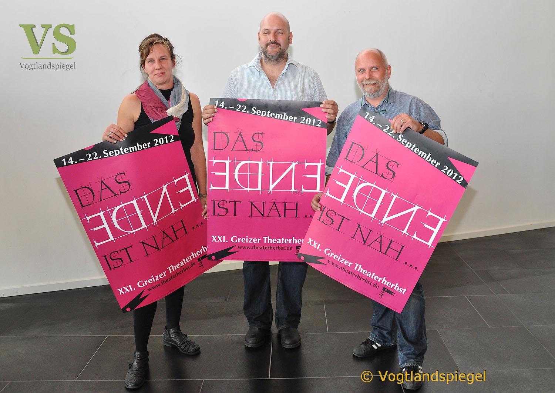 Künstlerische Leitung Greizer Theaterherbst und Greizer JazzWerk