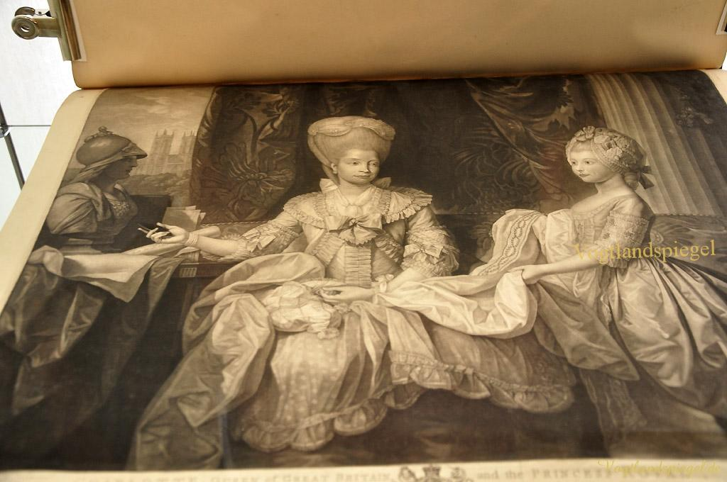 Sammlung im Sommerpalais und Sommerpalais als Schloss des Jahres 2013 sind einander mehr als würdig