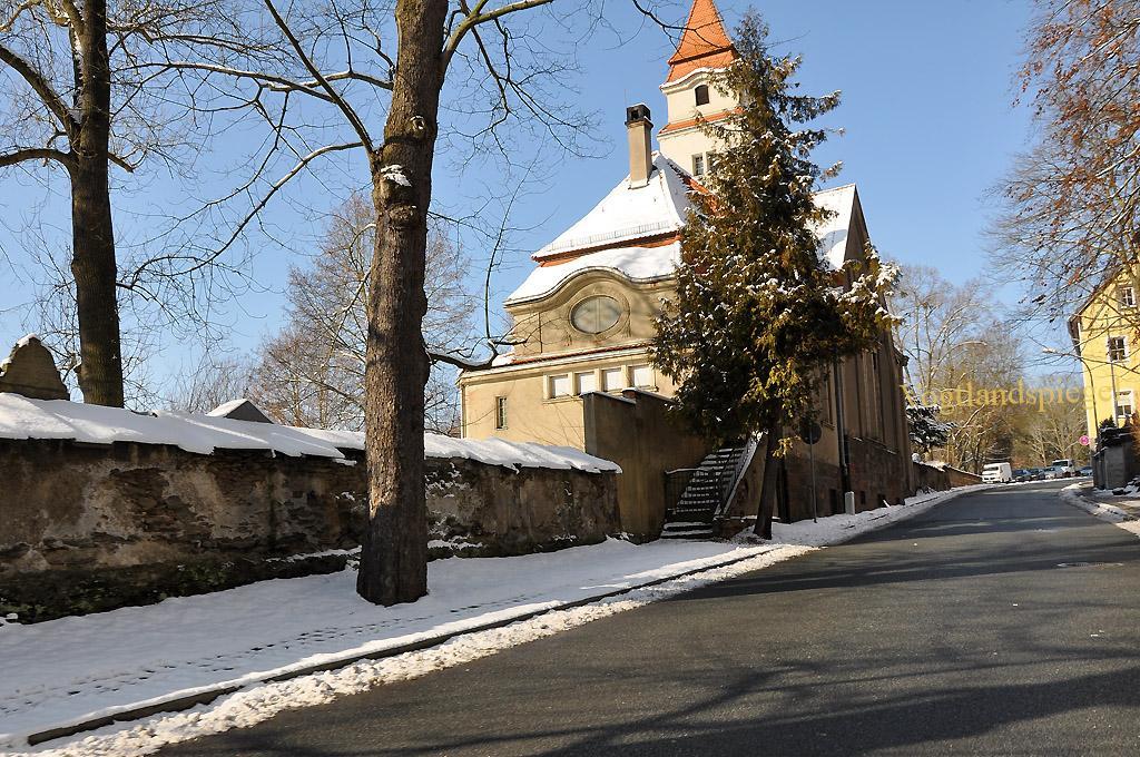 Gottesackerkirche Greiz