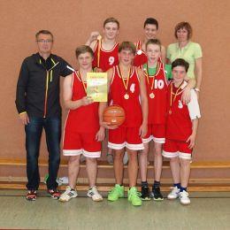 Ulf-Merbold-Gymnasium Greiz dominiert bei den Kreisjugendspielen 2013