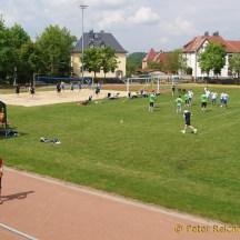 Erste HSV Open im Volleyball startete in Greizer Sportschule