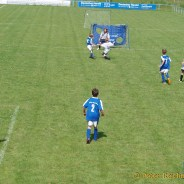 14 Grundschulmannschaften beim Fußballturnier im Rahmen der Kreisjugendspiele 2013 dabei