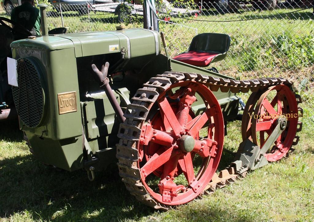 60 Jahre Neugernsdorf mit 9.Oldtimer-Traktorentreffen