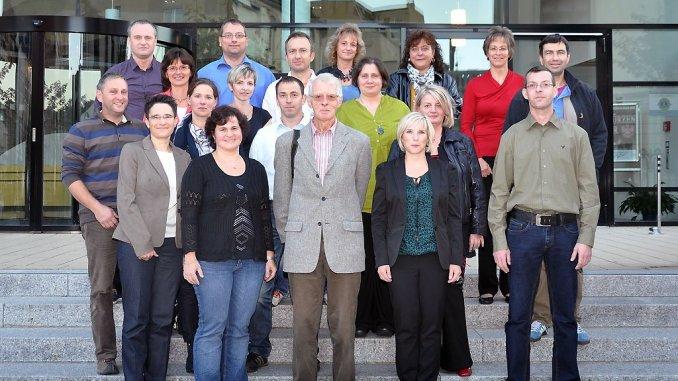 Abi-Treffen in Greizer Vogtlandhalle