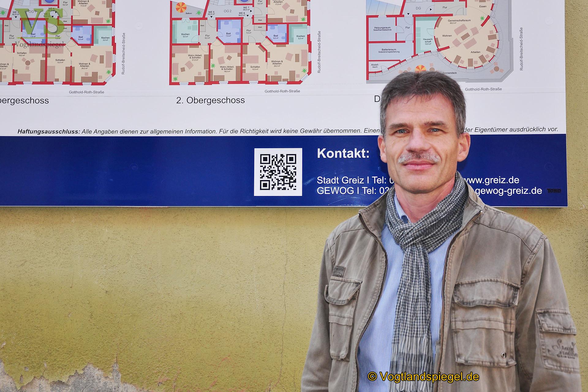 Initiative Wohnstandort Greizer Innenstadt