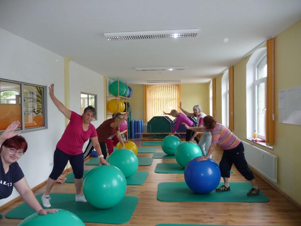 Sportverein »Gesundheits- und Rehabilitationssportverein