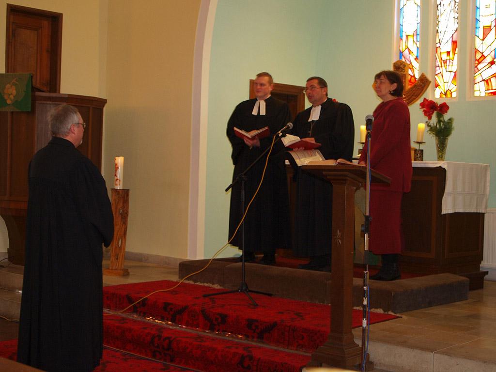 Pfarrer Michael Kleditzsch
