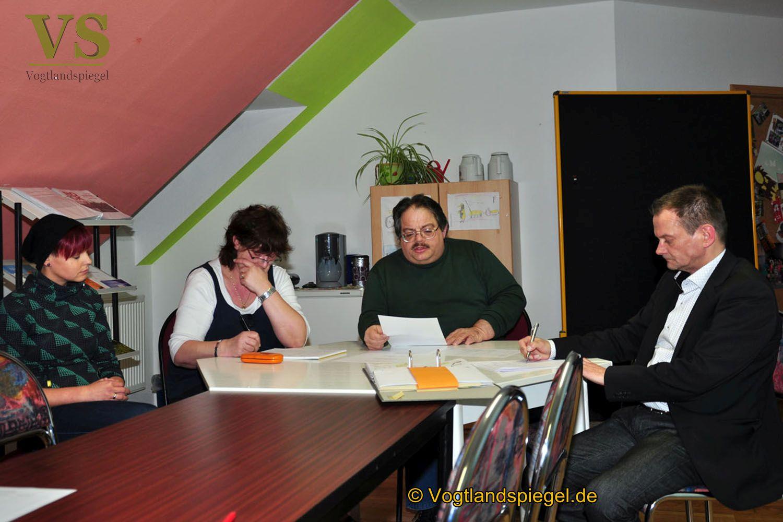 Mitgliederversammlung Stadtjugendring Greiz