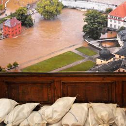 Frühlings(alb)träume im Unteren Schloss Greiz