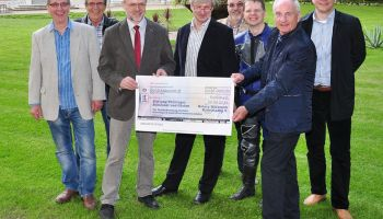 Großzügige Spende des Rudolstädter Rotary Clubs