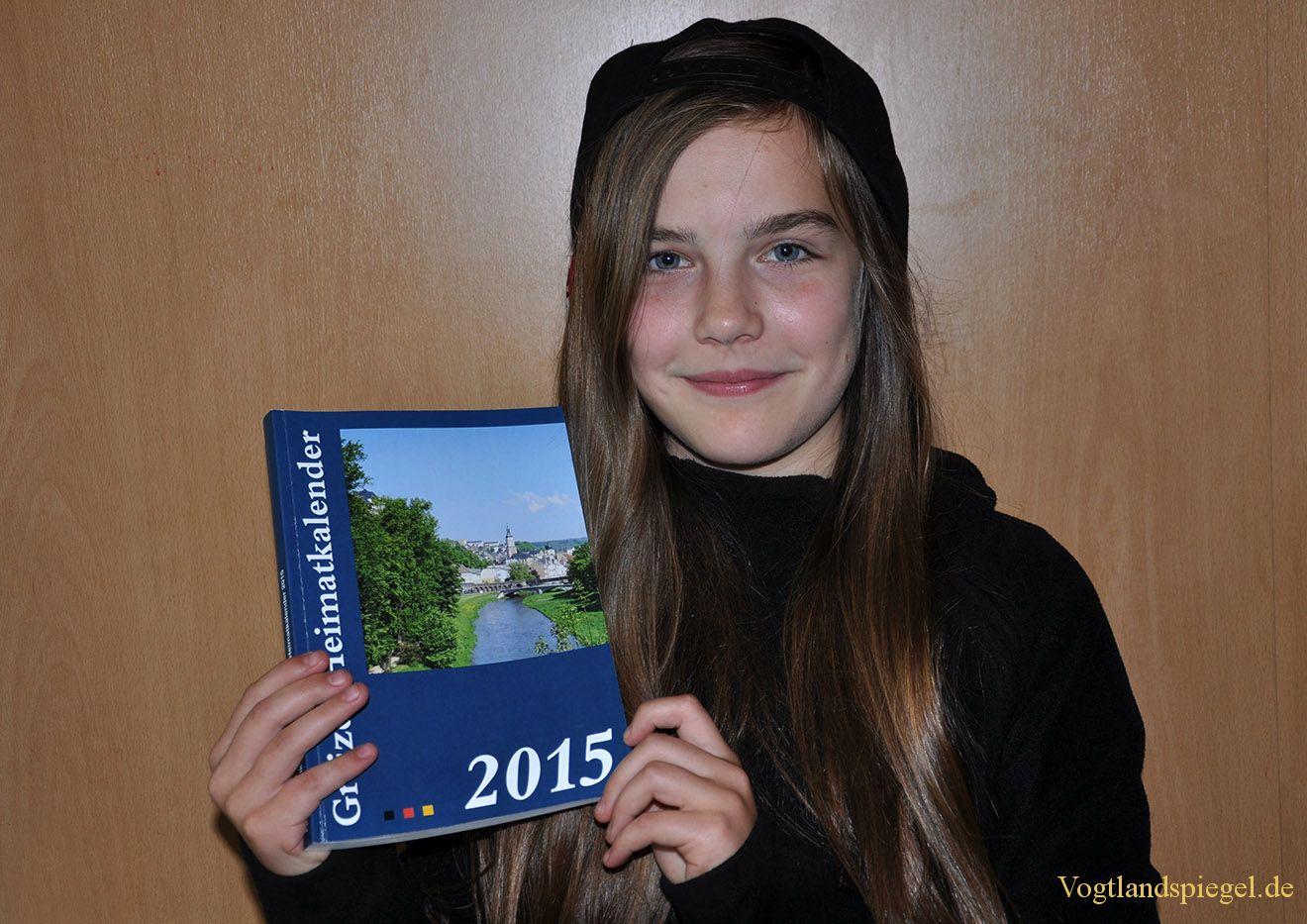 Greizer Heimatkalender 2015 ist erschienen