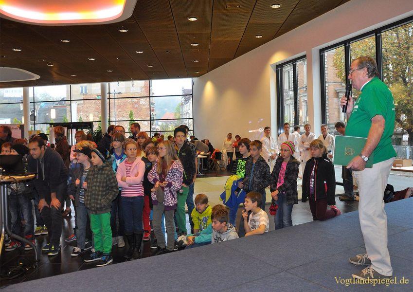 2.Jugendaktionstag in Vogtlandhalle Greiz