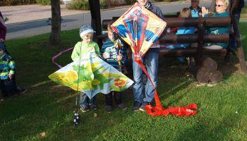 Drachenfest in Greiz-Gommla