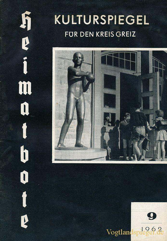 Greizer Heimatbote September 1962