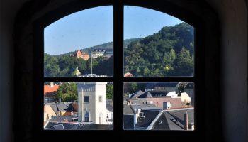 Fürstliche Schloss und Residenzstadt Greiz 2013