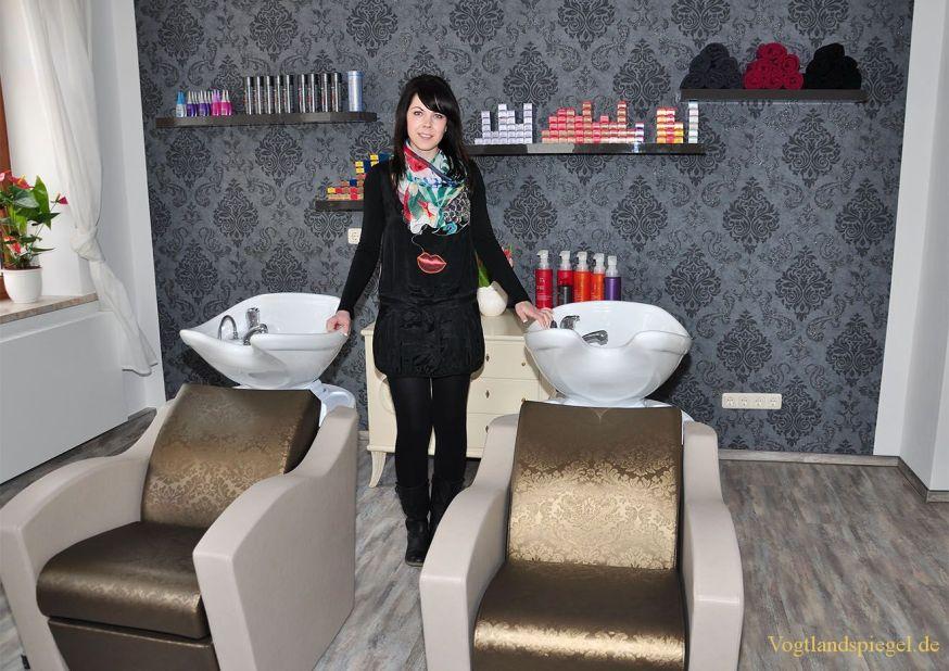 Stefanie Vetterlein eröffnet Hairlounge - den Salon zum Wohlfühlen