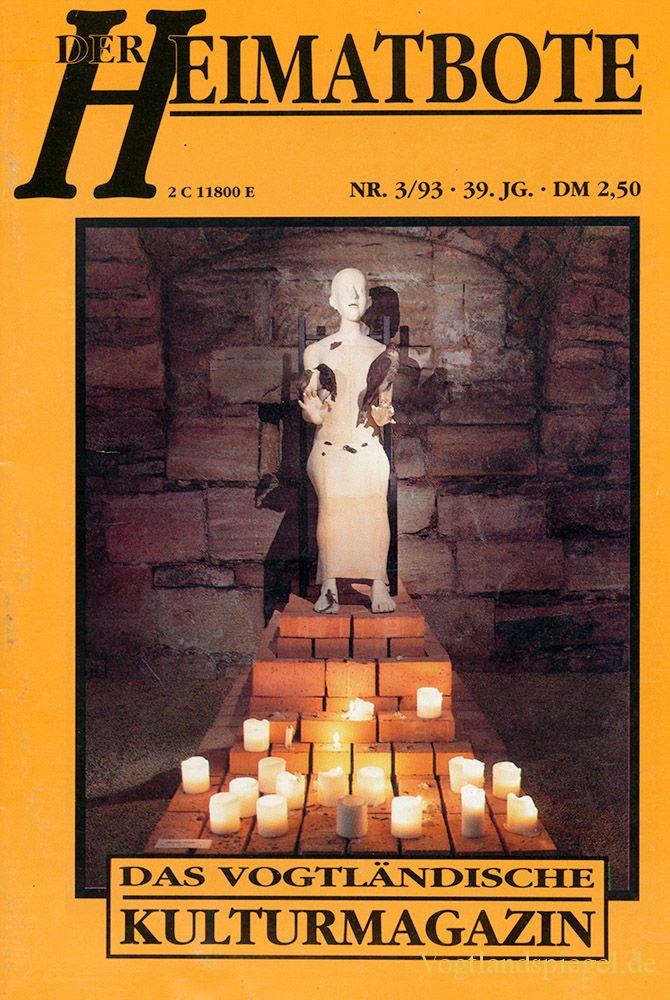 Greizer Heimatbote März 1993