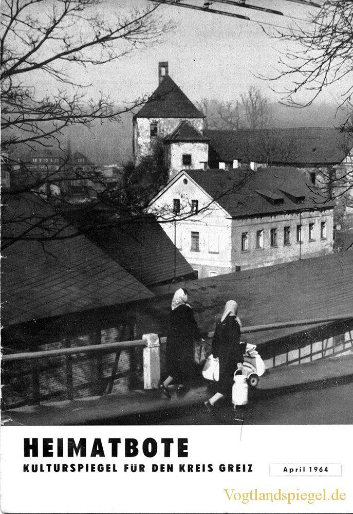Greizer Heimatbote April 1964