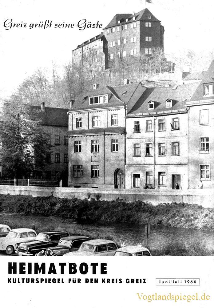 Greizer Heimatbote Juni/Juli 1964