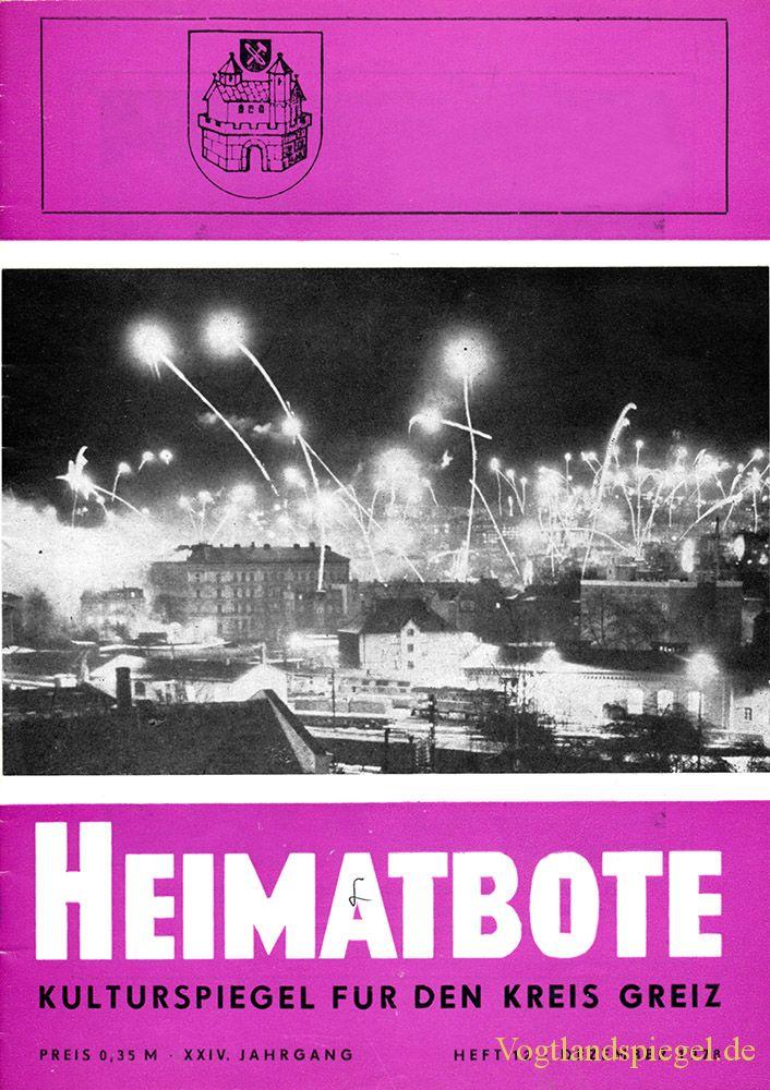 Greizer Heimatbote Dezember 1978