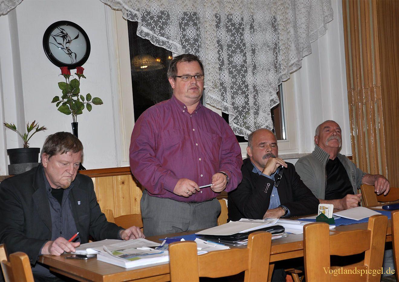 IWA-und Linke-Fraktion luden zur Bürgerversammlung ein