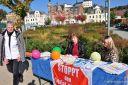 Tausende feiern Greizer Neustadtfest am Tag der Deutschen Einheit