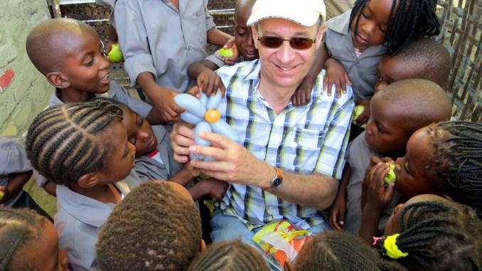 Namibia : Land, Leute und Kinder!
