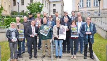 Sponsoren des Greizer Park-und Schlossfestes 2016