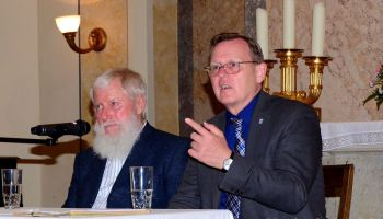 Bodo Ramelow bei Prominente im Gespräch