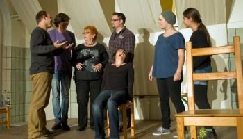 Clownstheater, Schauspiel, Kunstprojekte
