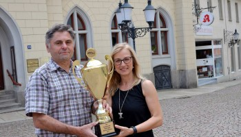 LandesWelle-Thüringen-Pokal nun im Greizer Rathaus