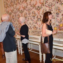 Beletage im Sommerpalais offeriert Lifestyle um 1800