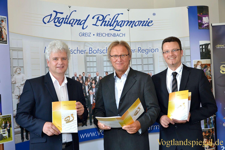 Vogtland Philharmonie Greiz/Reichenbach: Mittelfristige Sicherheit bis 2024