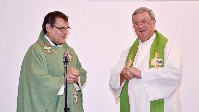 Katholische Kirche Greiz: Pfarrer Thomas Mandler eingeführt