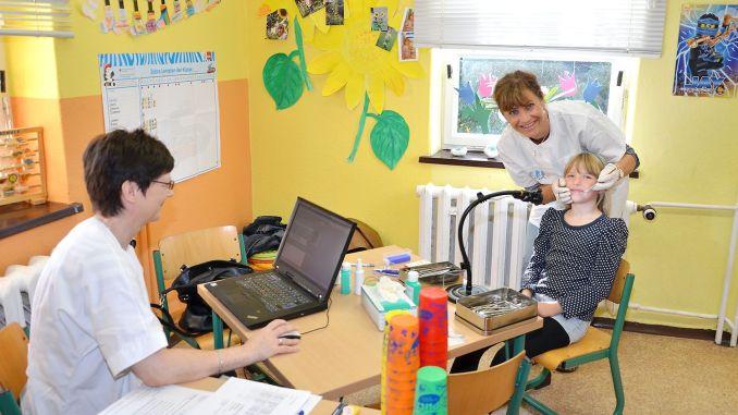 Bertolt-Brecht-Grundschule: Projekttag Zahngesundheit