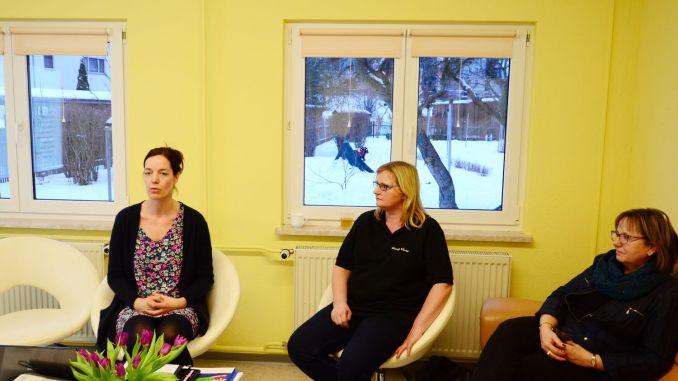 Kita Käte Duncker: Auf dem Weg zum Eltern-Kind-Zentrum